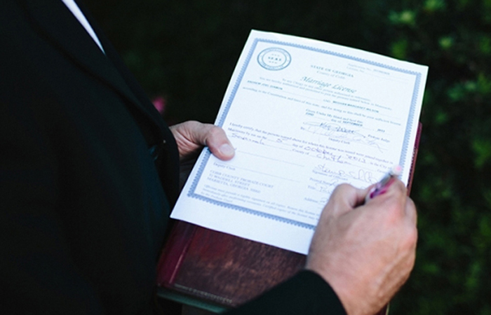 Get a Marriage License in Beaufort County | BeaufortBride com