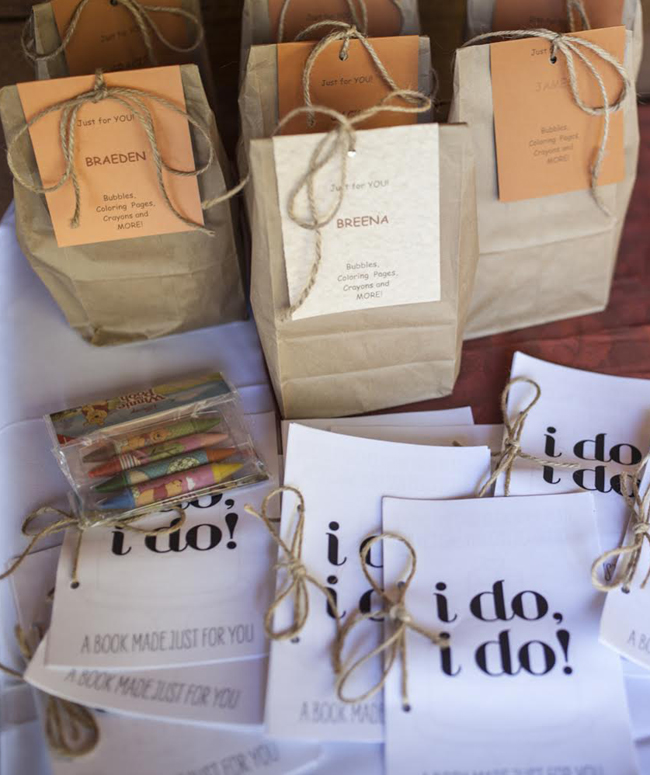 Unique DIY Wedding Favors | BeaufortBride.com