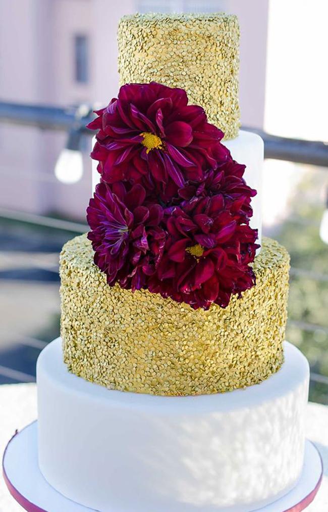 Beaufort Bride : Wedding Cake Inspiration - http://lowcountrybride.com