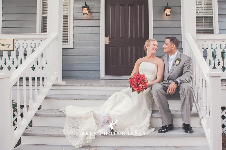Beaufort Bride : A Real Lowcountry Wedding | Southern Graces & Co - http://lowcountrybride.com