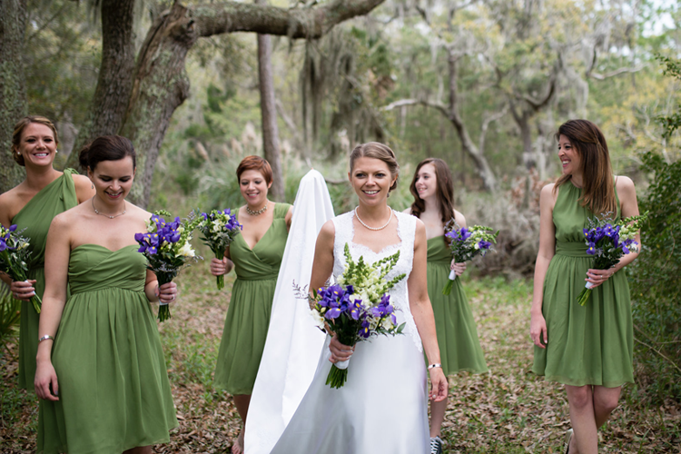 Beaufort Bride : Kate & Jade | Real Lowcountry Wedding - http://lowcountrybride.com