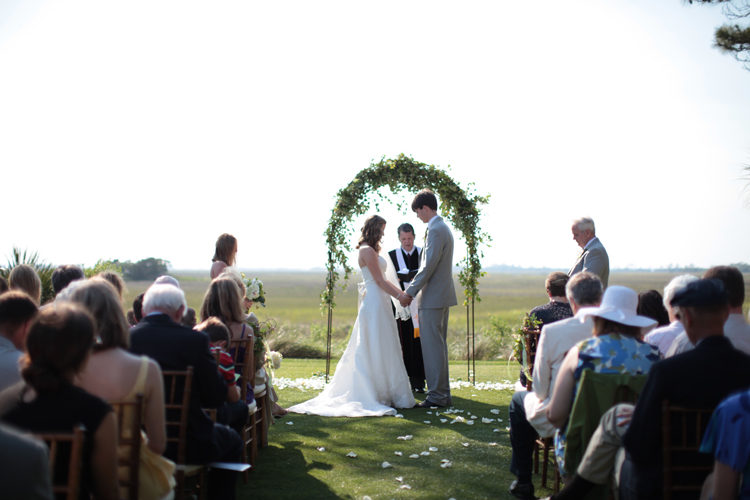 Beautiful Alters | Lowcountry Bride