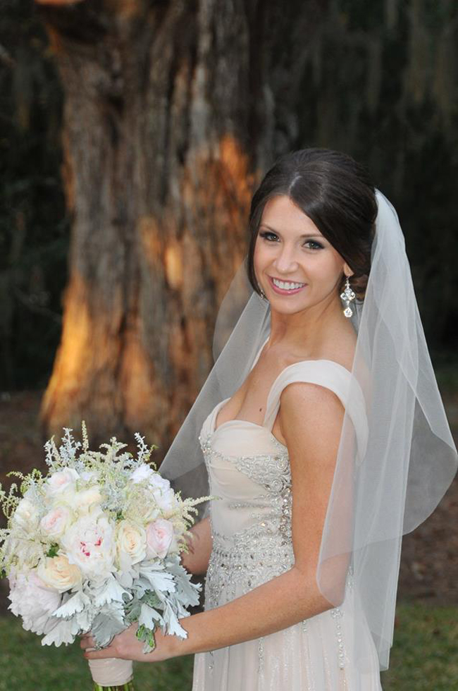 Beaufort Bride : Lowcountry Style | Bride's Side Beauty  - http://lowcountrybride.com