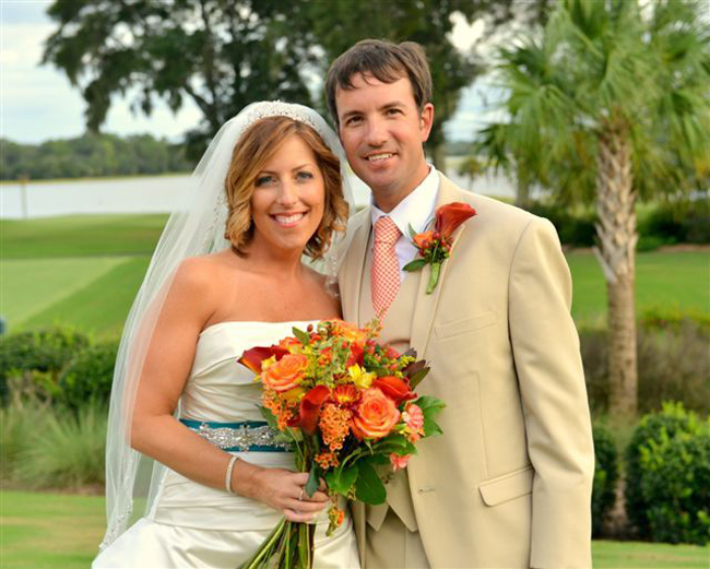 Beaufort Bride Ashleigh & Kyle's Fall Dream | Dataw Wedding - http://www.beaufortbride.com