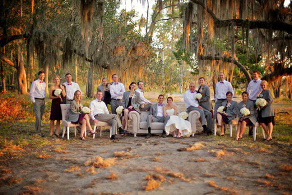 Beaufort Bride - Lowcountry Luxury | Southern Graces & Company - http://lowcountrybride.com