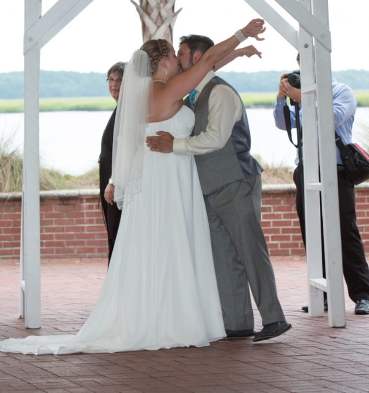 Beaufort Bride - Christine & Peter Marks Wedding| Southern by Design Weddings + Events - http://lowcountrybride.com