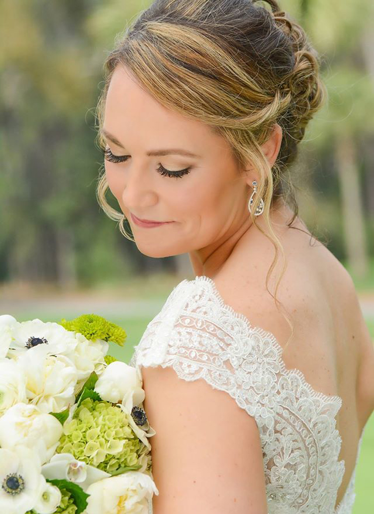 Beaufort Bride - Lowcountry Style | Brides Side Beauty - http://lowcountrybride.com