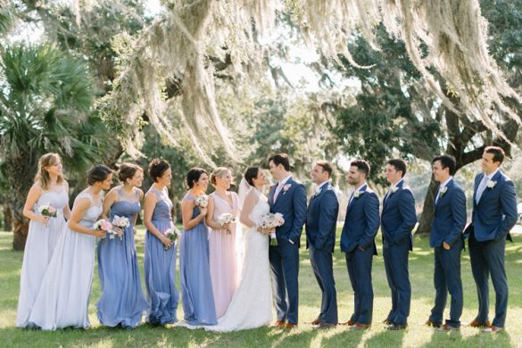 Lowcountry Love | Matt & Alana Wedding