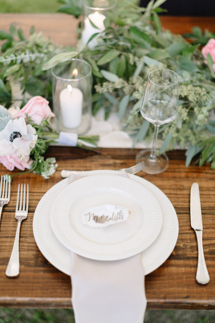Tablescapes to Help Plan Your Wedding | Lowcountry Bride