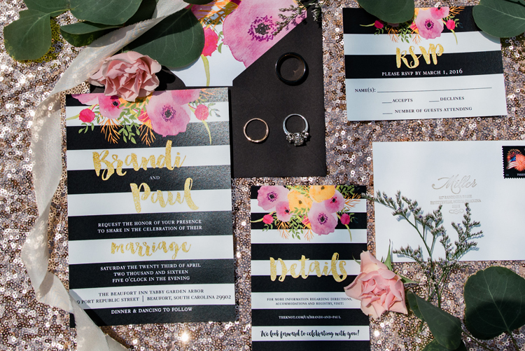 Invitation Inspiration | Lowcountry Bride
