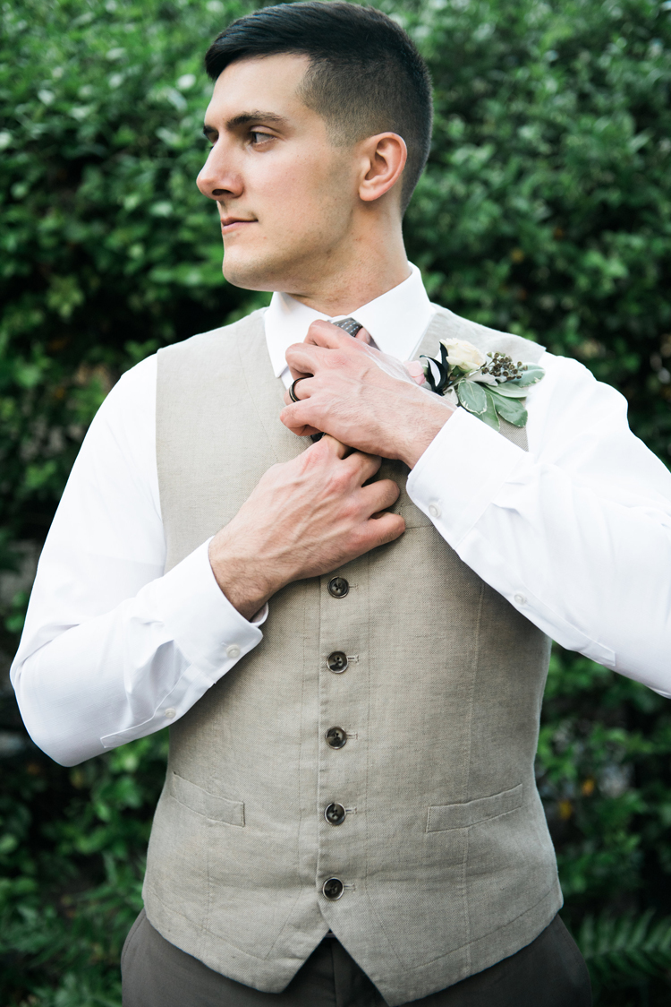 A Groom's Duty | Lowcountry Bride