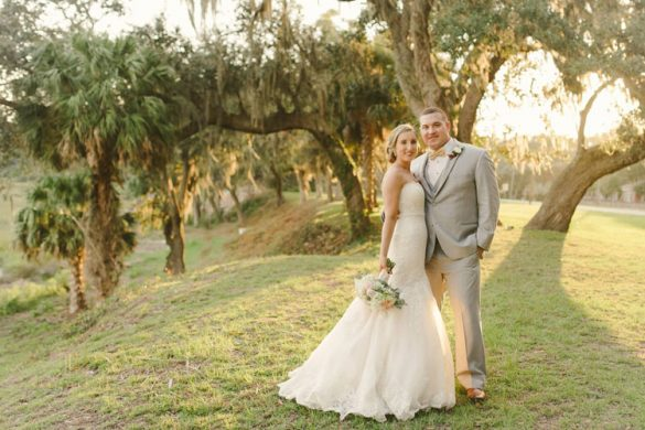 Conor and Nadine | Southern Graces & Company | Lowcountry Bride