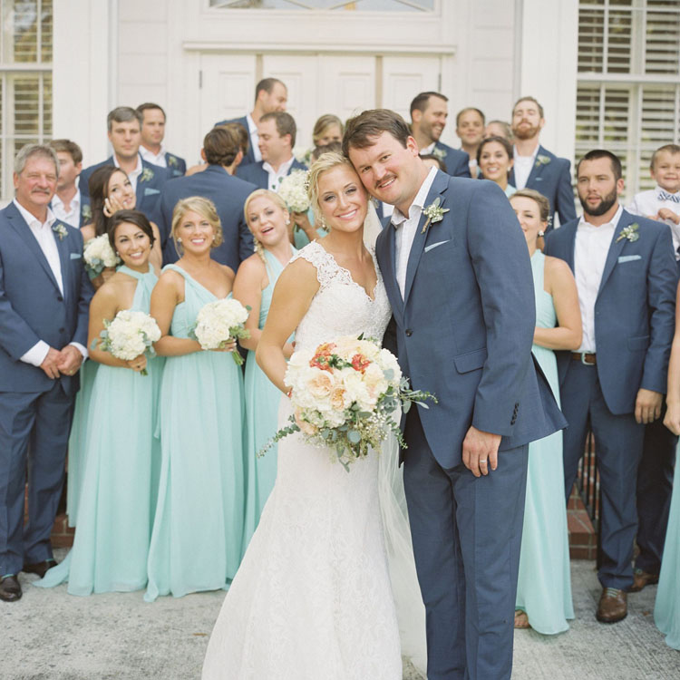 Johnson & Wynn | Southern Graces & Company | Lowcountry Bride