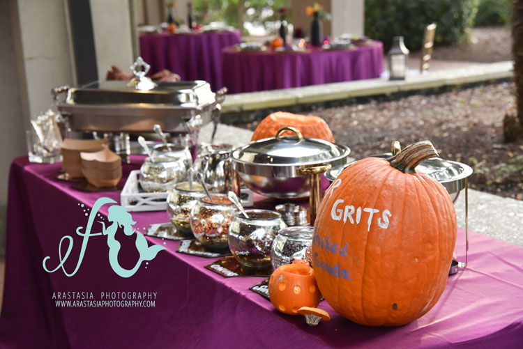 A Fall Wedding Designed by Southern Graces & Company