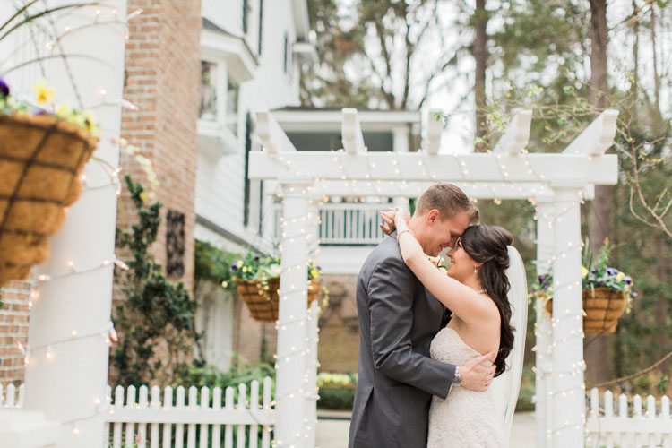 The Mackey House | Southern Graces & Company | Lowcountry Bride