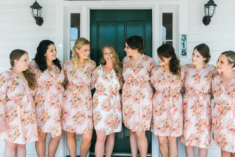Beautiful Bridesmaids | Lowcountry Bride