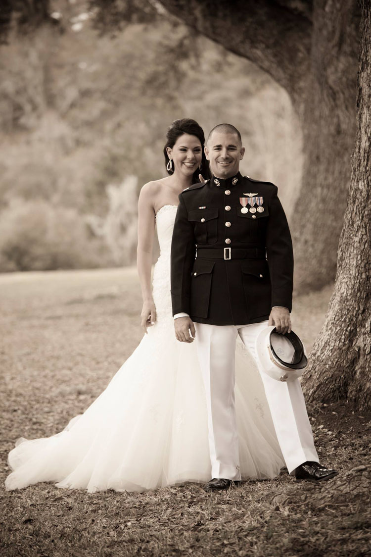 Military Wedding Planning | Lowcountry Bride