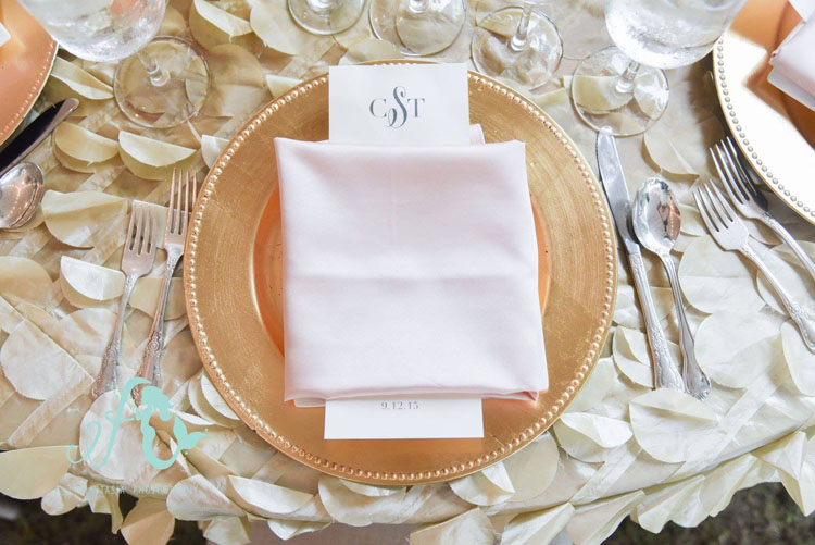A September Wedding   Southern Graces & Company