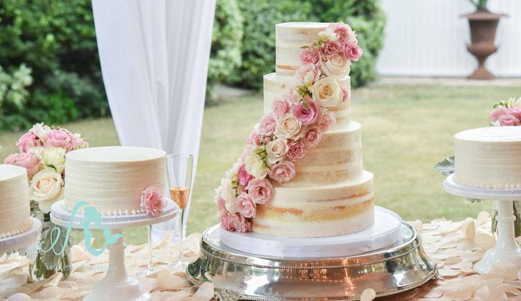 Lowcountry Wedding Cakes