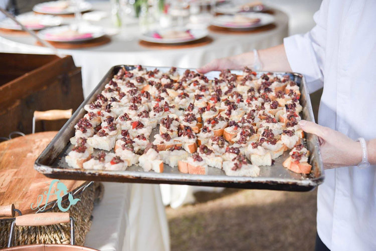 Choosing Your Wedding Menu | Lowcountry Bride