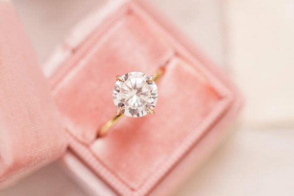 A Wedding Ring Fantasy | Lowcountry Bride