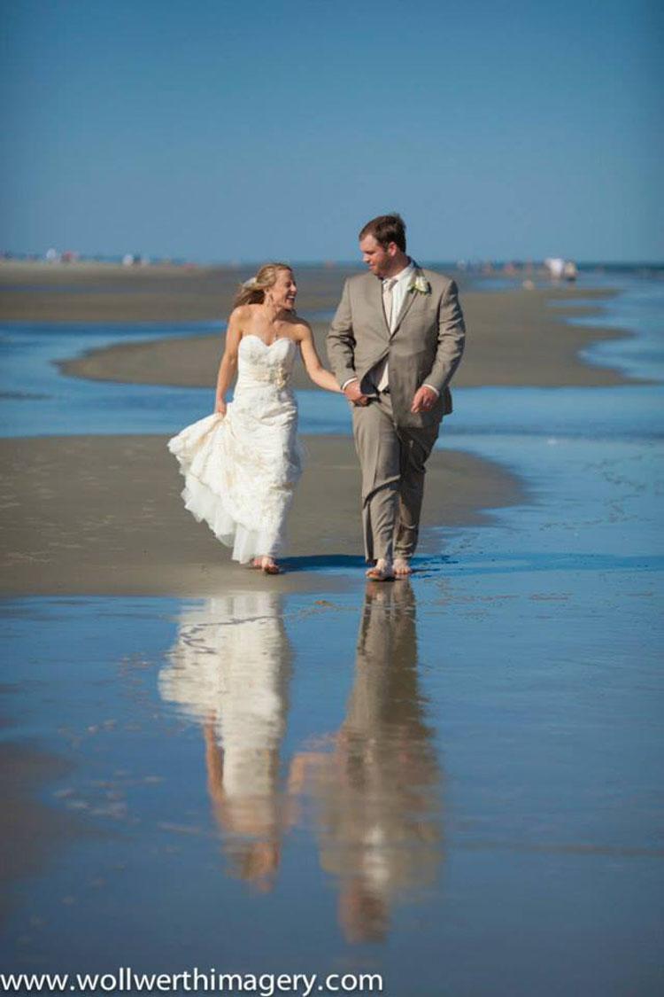 Beach Wedding Inspiration | Lowcountry Bride