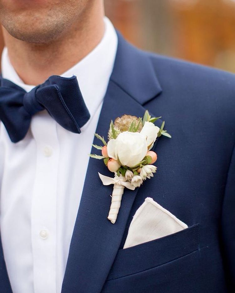 How to Wear a Boutonnière   Lowcountry Bride