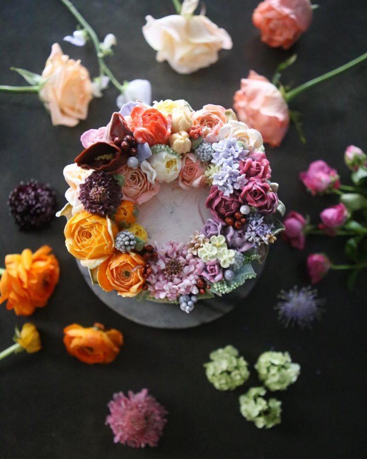 Spring Wedding Cakes | Lowcountry Bride