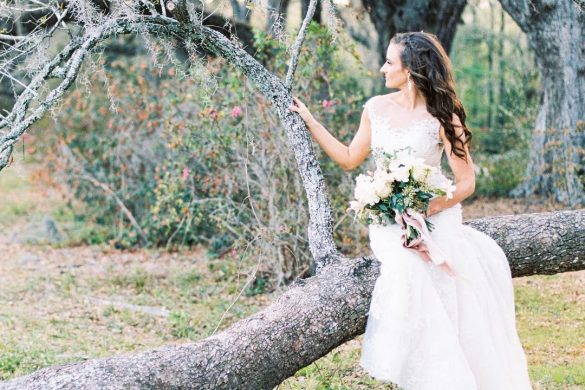 Say Yes to the Dress | Lowcountry Bride