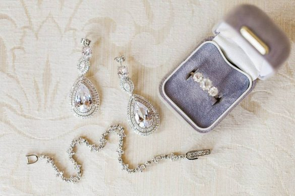 Accessories for Your Wedding Day | Lowcountry Bride