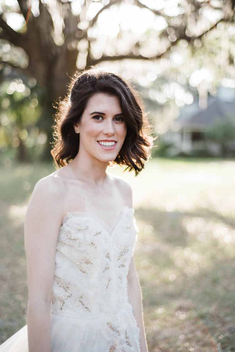 A Deckhouse Wedding at Bradley Point | Lowcountry Bride