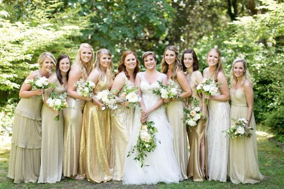 Bridesmaids from the South | Lowcountry Bride