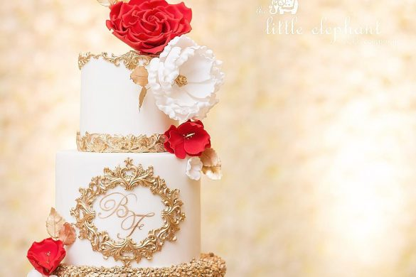 Stunning Wedding Cakes | Lowcountry Bride
