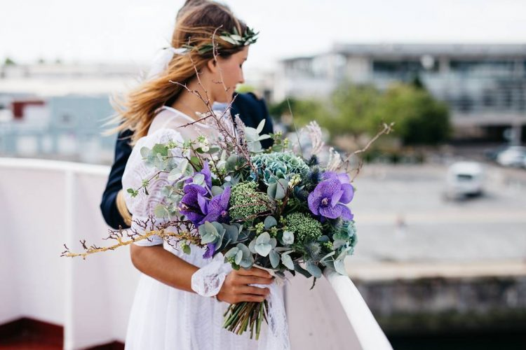June Wedding Flowers | Lowcountry Bride