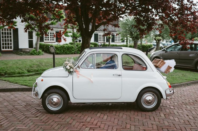 Choosing the Wedding Car | Lowcountry Bride