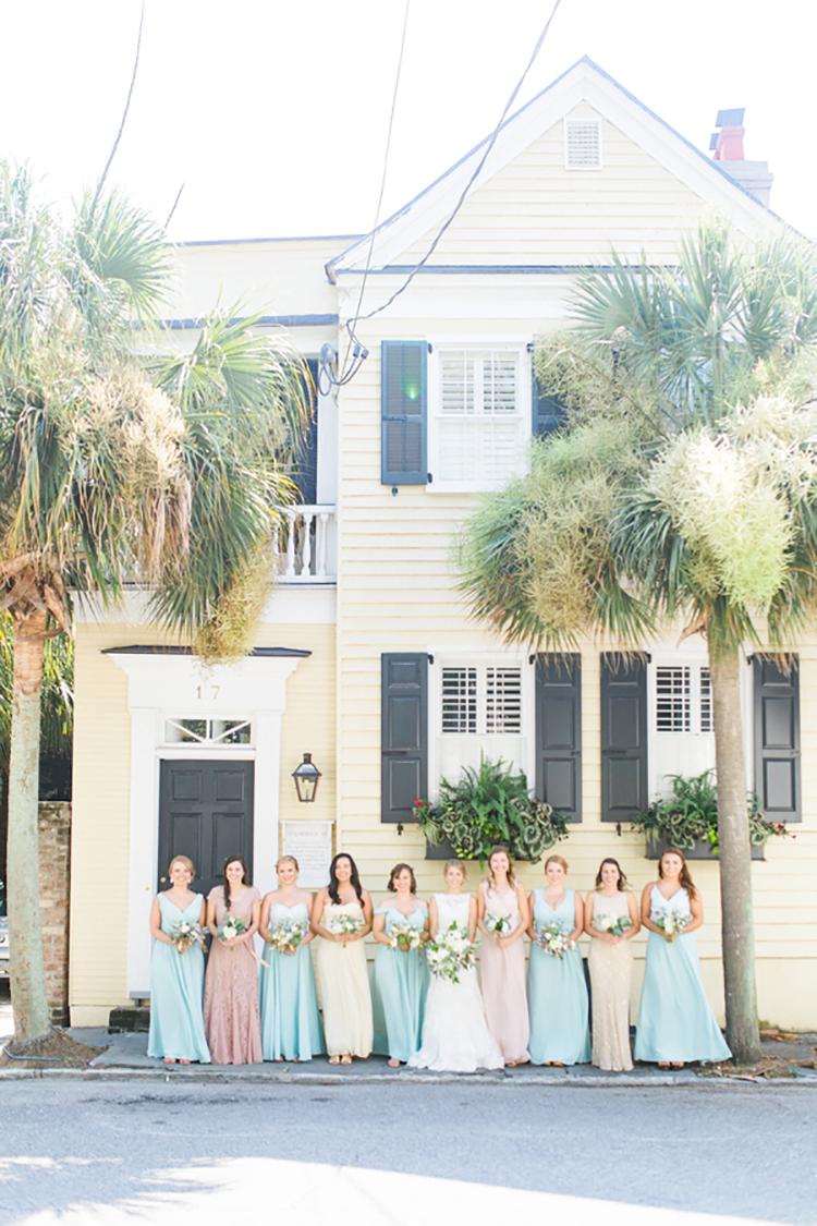 Colorful Wedding at the South Carolina Aquarium | Lowcountry Bride