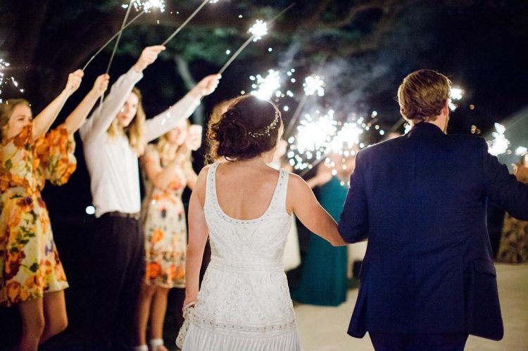 Add a Little Sparkle to Your Wedding | Lowcountry Bride