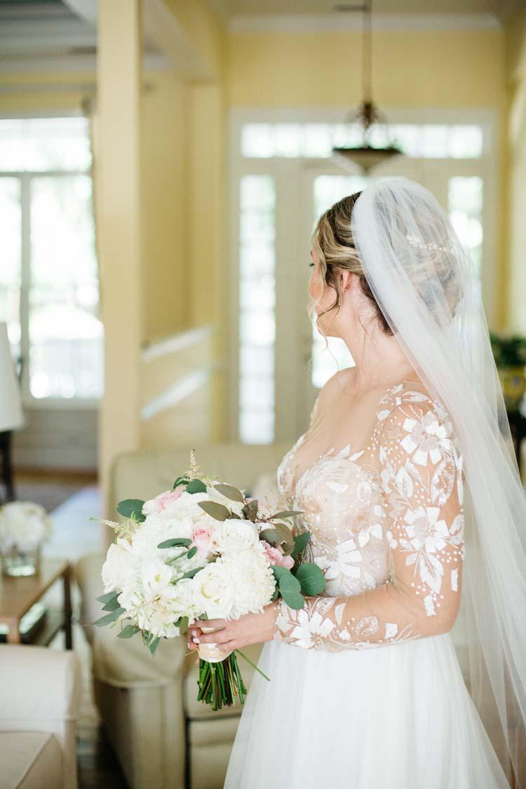 Summer Marina Wedding | Lowcountry Bride