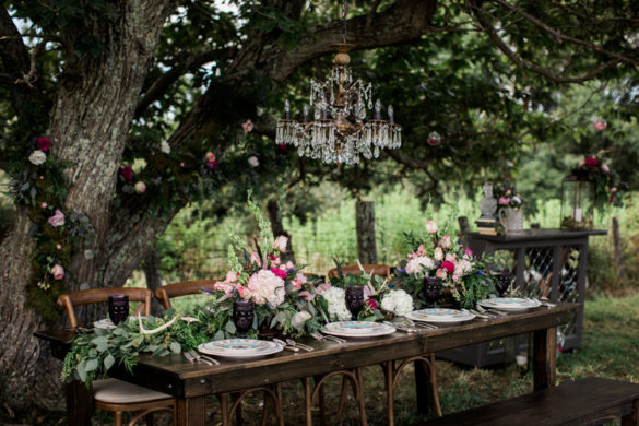Whimsical Wedding Decor | Lowcountry Bride